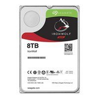 8TB Seagate IronWolf ST8000VN004 NAS Hard Drive, 3.5
