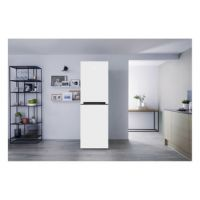 Hotpoint DC85N1W Frost Free Fridge Freezer in White 1 89m 60cm A Rated