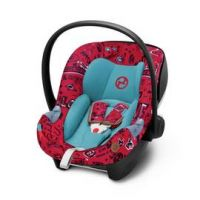 Cybex Aton M Group 0+ iSize Car Seat - Love Red