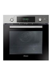 Candy Fcpk618Sx/E Built In 60Cm, Multifunction Single Oven - Oven With Installation