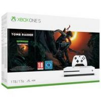 Xbox One S 1TB Shadow of the Tomb Raider Console Bundle