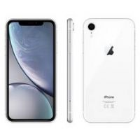 Sim Free iPhone XR 256GB Mobile Phone - White