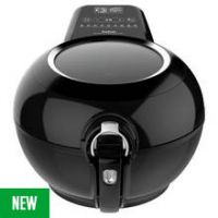 Tefal ActiFry Genius XL AH960840 1.7kg Air Fryer - Black