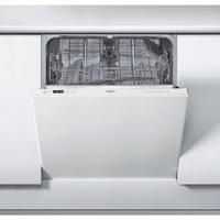 Whirlpool WIC3B19 13 Place Fully Integrated Dishwasher with Quick Wash - White