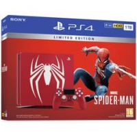 Marvel's Spider-Man 1TB PS4 Console & Game Bundle