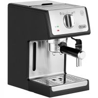 De'Longhi Traditional Pump ECP35.31 Espresso Coffee Machine - Black / Chrome