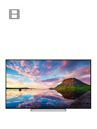 Toshiba 49U5863DB, 49 inch, 4K Ultra HD, HDR, Smart TV