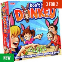 Ideal Don't Be a Donkey Game