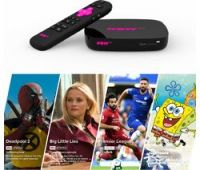 NOW TV Smart Box with 4K & Voice Search - 4 Pass Bundle