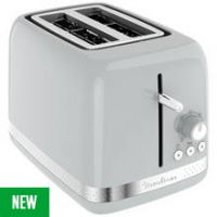 Moulinex 2 Slice Toaster - Pepper