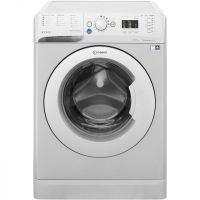 Indesit Innex BWA81483XSUK 8Kg Washing Machine with 1400 rpm - Silver - A+++ Rated