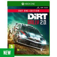DiRT Rally 2.0 Xbox One Game