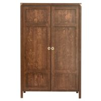 Balmoral Cherry 2 Door Wardrobe