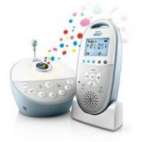 Philips Avent DECT Baby Monitor with Projector SCD580/01