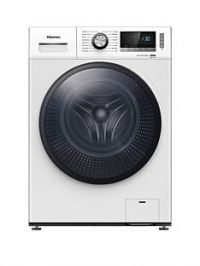Hisense WDBL1014V 10kg Wash, 7kg Dry, 1400 Spin Washer Dryer - White