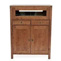 Balmoral Cherry Drinks Cabinet