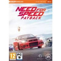 Need for Speed Payback PC Pre-Order Game Code in a Box