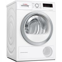 Bosch Serie 4 WTW85231GB 8Kg Heat Pump Tumble Dryer - White - A++ Rated