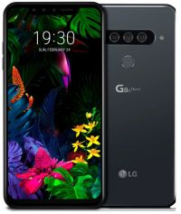 """LG G8s ThinQ Smartphone (2019), Octa-core CPU Kyro, 128GB, 6GB RAM, 6.21"""" G-OLED 1080 x 2248, microSD, 8MP Front, 13MP Rear, Android 9.0 Pie"""