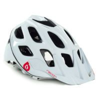 SixSixOne Recon Scout Helmet - White/Red