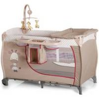 Babycentre Travel Cot Giraffe