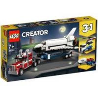 LEGO Creator Shuttle Transporter Helicopter & Car - 31091