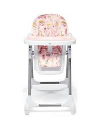 Mamas & Papas Snax Highchair - Circus Pink