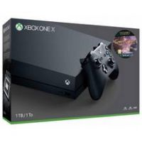 Xbox One X 1TB and Sea of Thieves Bundle