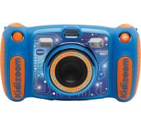 VTECH Kidizoom Duo 5.0 Compact Camera - Blue, Blue