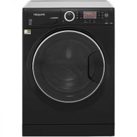 Hotpoint Ultima S-Line RD966JKD 9Kg / 6Kg Washer Dryer with 1600 rpm - Black - A Rated