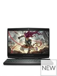 Alienware M15, Intel® Core™ i7-8750H, 6GB NVIDIA GeForce GTX 1060 OC Graphics, 8GB DDR4 RAM, 256GB SSD, 15.6 inch Full HD Gaming Laptop