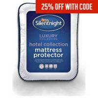 Silentnight Hotel Collection Mattress Protector