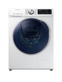 Samsung WD80N645OOW/EU 8kg Wash, 5kgDry, 1400 SpinQuickDrive™ Washer Dryer with AddWash™and 5 Year Samsung Parts and Labour Warranty - White