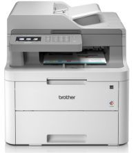 Brother DCP-L3550CDW A4 Colour Multifunction LED Laser Printer