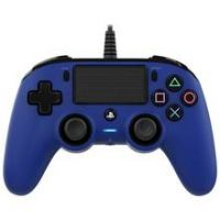 PS4 Nacon Wired Controller - Blue