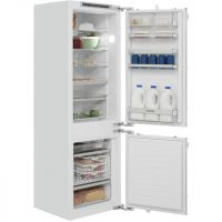 Siemens IQ-500 KI86SAF30G Integrated 70/30 Fridge Freezer with Fixed Door Fixing Kit - White - A++ Rated