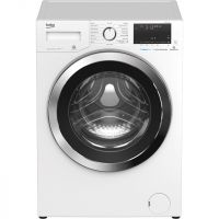 Beko WR860441W 8Kg Washing Machine with 1600 rpm - White - A+++ Rated