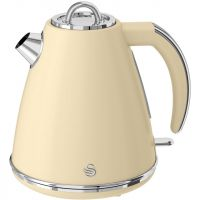 Swan Retro SK19020CN Kettle - Cream