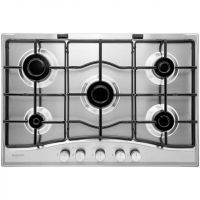 Hotpoint PCN752IX/H 75cm Gas Hob - Stainless Steel