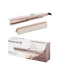 Remington S9100 PROluxe Hair Straightener - with FREE extended guarantee*