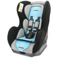 Nania Groups 0+ - 1 Cosmo First Pop Blue Booster Car Seat