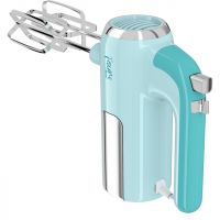 Swan Fearne By Swan SP21050PKN Hand Mixer with 3 Accessories - Peacock