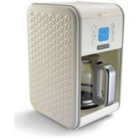 Morphy Richards 163004 Vector Filter Coffee Maker - Cream