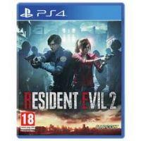 Resident Evil 2 Remastered PS4 Game