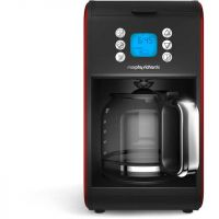 Morphy Richards 162009 Filter Coffee Machine - Red