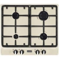 Stoves Richmond600GH 58cm Gas Hob - Cream