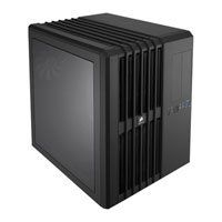 Corsair Carbide Series Air 540 High Airflow ATX Cube Case - Direct Airflow Path Cooling For Revolutionary Performance