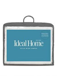 Ideal Home Luxury Like Down Walled Side Sleeper Pillow