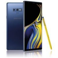Pre Order Sim Free Samsung Note 9 128GB Mobile Phone - Blue