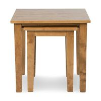 Garrat Honey Nest of 2 Tables